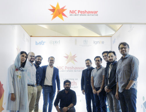 NIC Peshawar Launching Date Announced At The Startup Cup 2017