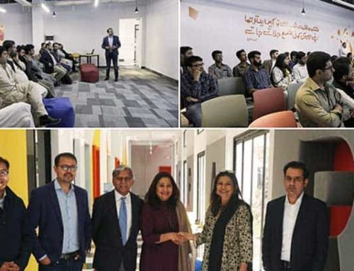 National Incubation Center Peshawar's First Cohort Is Live