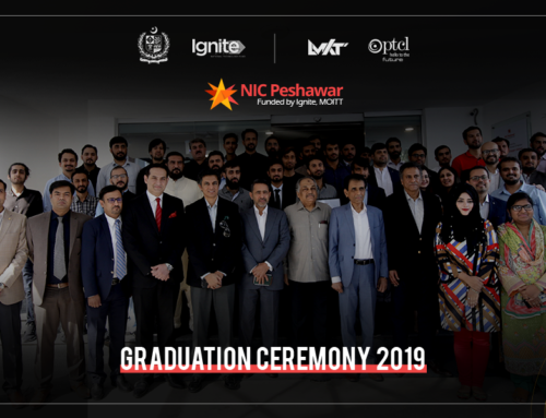 14 Graduating Startups Of Ignite-Funded NIC Peshawar Added Rs. 120M To National Economy