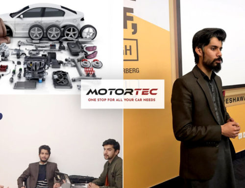 KP's Pioneer Online Autoparts Marketplace Motortec Raises PKR 20M In Investment