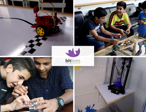 Bit Bots – Leading the wave of innovation in STEM Education