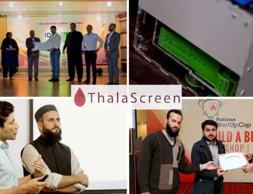 ThalaScreen – Revolutionizing the testing of Thalassaemia